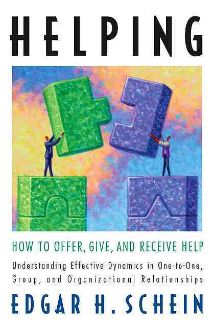 Helping By Schein, Edgar H.